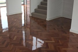 Timber flooring refurbishment page