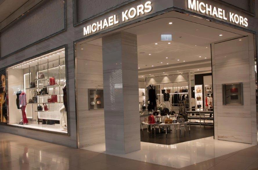 New timber flooring by Innovative Floors in Michael Kors showroom