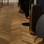 Innovative Floors timber flooring for Being and Oulifsen in Chadstone Shopping Centre